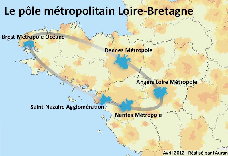 Pôle métropolitain Loire-Bretagne
