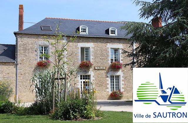 Photo_Mairie_Sautron_Logo